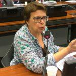Margarida Salomão (FOTO Assessoria de Comunicação )